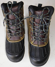 NWT Boys Ozark Trail Winter Duck Boots Size 2