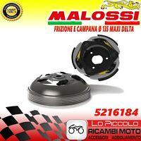 HONDA SH 300 ie 2011 2012 MALOSSI 5216184 FRIZIONE + CAMPANA MAXI DELTA D 135