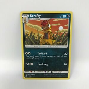 Scrafty 138/236   Unified Minds   Mint Condition
