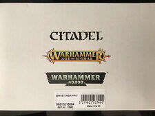 Warhammer Beastmen Chariot Age Of Sigmar new Beasts Chaos Tuskador Gor Nib Oop