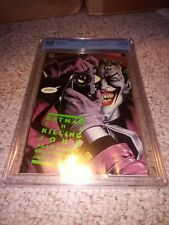 The Killing Joke 1 CGC CBCS 9.8 Batman Joker DC Comics White Pages