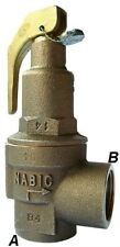 "B15-01234 - Safety Relief Valve - Fig 542 - 2"" BSPP-3.5bar Safety Relief Valve"