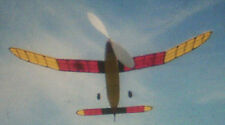 Baby Moffett, Rubber Powered, Free Flight, Endurance, 32 inch WS, Sport, FF93