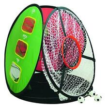 4 IN 1 GOLF CHIPPING NET - LONGRIDGE 4 IN 1 CHIPPING PRACTICE NET