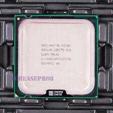 Intel Core 2 Duo E8500 SLAPK SLB9K CPU Processor 1333 MHz 3.16GHz LGA 775/Socket