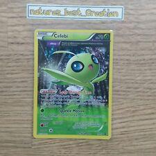 NEAR MINT Condition Celebi EX XY93 Holo/Shiny Pokemon Card, Black Star Promo