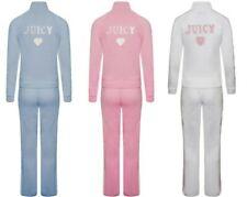 Ladies Women Vintage Juicy Couture Tracksuit Set Pyjama Loungewear BNWT RRP £199