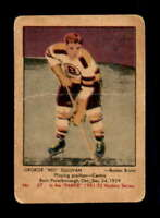 1951 Parkhurst #27 George Sullivan RC G/VG X1499675