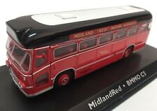 MidlandRed BMMO C5 1/72 AUTOBUS ATLAS PREMIUM BUS  DIECAST CLASSIC COACHES