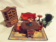 Playmobil Victorian Livingroom / Dining Room Furniture 5320 for Doll house 5300