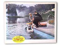 """THE PARENT TRAP"" ORIGINAL 11X14 AUTHENTIC LOBBY CARD POSTER PHOTO 1968 DISNEY"