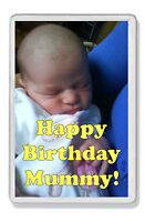Personalised Photo Fridge Magnet - Any image & /or text *Great Customised Gift!*