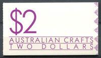 Australien 1988 Mi. H-Bl. 68 Markenheftchen 100% Postfrisch Kunst