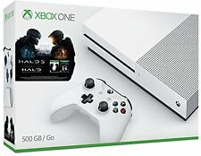 Microsoft Xbox One S Battlefield 1 Paquet 500 GB Blanc Console