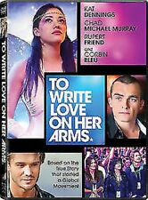 To Write Love On Her Arms DVD NEW dvd (CDRE5501)