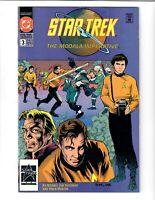 STAR TREK THE MODALA IMPERATIVE #3 1991 DC COMIC.#115608D*5