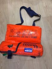 Used Respire Exodus 10 Safety 10 Minute Escape Kit