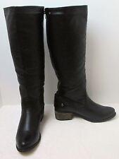 "Women's Rampage ""Sarabeth"" Black Fashion Riding Boots Sz 10 M"