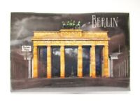 Berlín Foto Imán 8 CM Recuerdo Germany Parisino Sitio