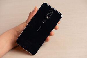 Nokia 7.1 Midnight Blue 32GB - Gloss (Unlocked) Ta-1096