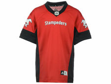 Calgary Stampeders CFL Adidas Jersey Mens Size Small NEW Red