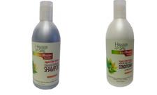Hawaiin Silky Apple Cider Vinegar Hair So Soft Shampoo + Conditioner 12oz ea