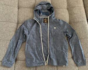 Element Jacke, dünner Stoff für Sommer, Grösse M, aus Baumwolle, Top Zustand