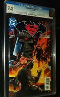 SUPERMAN / BATMAN #11 2004  DC Comics CGC 9.8 NM/MT