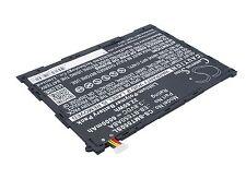 BATTERIA UK per Samsung sm-p350 eb-bt550aba eb-bt550abe 3,8 V ROHS