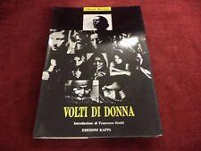 VOLTI DI DONNA - Gabriele Morrione - Edizioni Kappa Roma, 1991