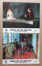 """16 PHOTOS DU FILM """"Comme sur des roulettes"""" 1977 avec Evelyne Buyle"""