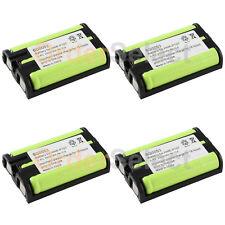 4x Home Phone Battery 350mAh NiCd for Panasonic KX-TG3031 KX-TGA300B KX-TGA600B
