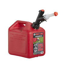 Garage Boss Gb320 Briggs and Stratton Press N Pour Gas Can 2+ Gallon Red