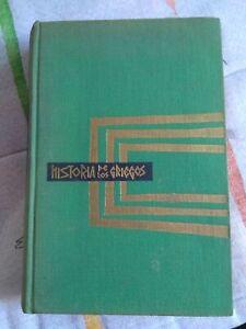 HISTORIA DE LOS GRIEGOS. INDRO MONTANELLI. 1963