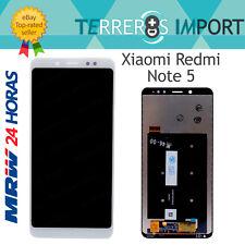 Pantalla completa LCD para Xiaomi Redmi Note 5 blanco
