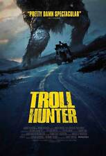 """THE TROLL HUNTER Movie Poster [Licensed-NEW-USA] 27x40"""" Theater Size"""