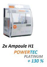 2x AMPOULES H1 POWERTEC XTREME +130 ROVER 25 (RF)