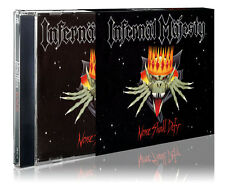 INFERNAL MAJESTY - None Shall Defy (NEW*SLIPCASE ED.*CAN CULT THRASH METAL)
