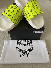 Mcm Men Sandals Size 10
