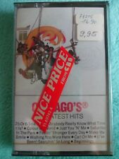 Chicagos - Greatest Hits - Columbia Records - 1975 - Rock - tape - Kassette -MC
