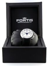 Fortis Limited Edition Spaceleader Chronograph Watch by Volkswagen Design