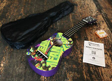 Teenage Mutant Ninja Turtles Mean Verde Cartoon Uke Ukulele Soprano Outfit