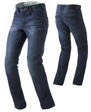 JEANS MOTO REV'IT VENDOME  BLUE  PROTEZIONI COOLMAX TG 32 (46)