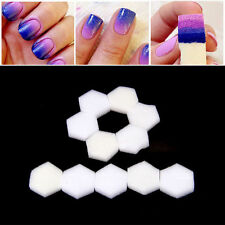 Nail Wipes Fibreless Sponges Disposable For Acrylics Wraps UV Gels Gentle 80 Pcs