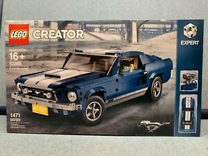 LEGO Creator 10265 Ford Mustang GT Muscle Car Expert BRAND NEW SEALED