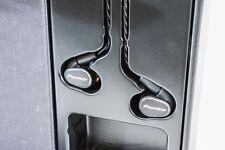Pioneer SE-CH9T IEM Earphones Smartphone Controls Mic Silver - Refurbished