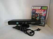 XBOX 360 KINECT Camera VR Motion Sensor Model 1414 with DANCE CENTRAL Game