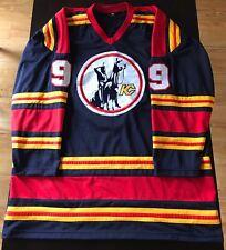 Vintage Kansas City Scouts Wilf Paiement Jersey NHL (Away) Sz. 2XL