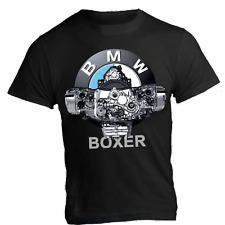 T-Shirt BMW motore boxer Engine R1250GS Travel Elica enduro Classic motorrad