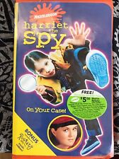 Nickelodeon's Harriet The Spy on Vhs  Rosie O'Donnell Michelle Trachtenberg 1996